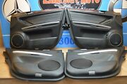 07-11 W164 Mercedes Ml63 Amg Front And Rear Left And Right Door Panels Set Of 4 Oem