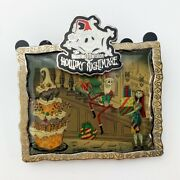 Wdi Haunted Mansion Holiday Nightmare Grand Hall Jack And Sally Le Disney Pin