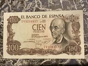 Old Rare Banknote Spain 1000 Pesetas 1970 Mint Condition