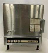 Cleveland Commercial Electric 3 Phase Steamcraft Iii Steamer Oven Cooker