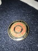 South Placer Cali Firefighters Local 3809 Challenge Coin Iaff International