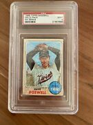 1968 Topps Unopened Cello Pack Psa 9.  4th Series Low Pop. Must See. Rare.