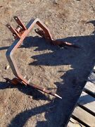 Ih Farmall 2-point To 3-point Adapter A-frame