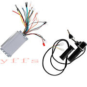 48v 1800w Electric Scooter Brushless Controller Throttle Grip Reverse Key Switch