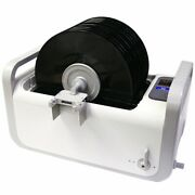 Motorized Ultrasonic Vinyl Record Cleaner A/v Cleaning Kits For Disc Albums Wash