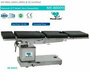C-arm Compatible Hydraulic Operation Theater Table Me -800 H Hydraulic Table