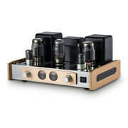 Hifi Kt88 Vacuum Tube Power Amplifier Single-ended Class A Stereo Audio Amp 36w