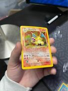 Pokemon Card Charizard Great Condition Collectible