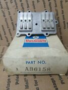 Sears Elgin Outboard Motor Reed Plate Block A36158 West Bend Chrysler Nos