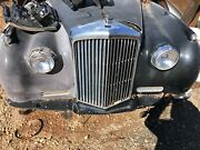 Rolls Royce Cloud Bentley Nos Front Spring Plate. Worlds Largest Parts Inventory