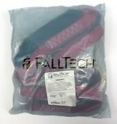 Falltech 8247by3a Ironman Shock Absorbing 6ft Y Lanyard W/rebar And Snap Hooks