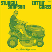 Sturgill Simpson - Cuttinandrsquo Grass Andndash 2xlp Yellow And Green Vinyl Exclusive - Oop