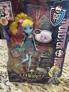 Monster High 13 Wishes Lagoona Blue Doll - New And Sealed2013