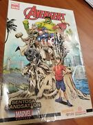 Marvel Avengers Sentosa Sandsation Comic Book Incredibly Rare From Singapore