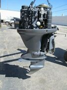 2003 Yamaha Outboard Motor F115tlrb | 115 Hp Four Stroke Engine 20 For Parts
