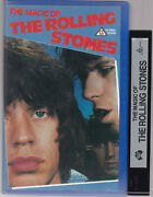 Rare Vhs The Magic Of The Rolling Stones Big Box Video Tape