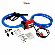 10 Gpm Fuel Transfer Pump With Suction And Discharge Hoses 12v - Rsenio