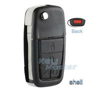 Replacement Remote Car Key Shell Case Fob For Chevrolet Pontiac G8 2008-2009
