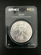 2020 Silver Double Eagles Direct From Mint Lot Of Ten