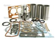 Overhaul Kit For Perkins 3.144 Diesel Engine Ford Fordson Dexta And Mf 133 Tractor