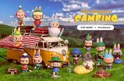 The Monster Camping Series Blind Box By Pop Mart X Kasing Lung