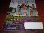 Vintage 2007 Annual Buyer's Directory Timber Homes Illustrated Magazine