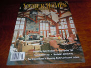 Vintage May 2005 Timber Homes Illustrated Magazine