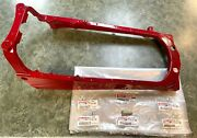 2006-2020 Yamaha Raptor 700 700r Red Sub Frame With Bolts Oem 2ls-f1190-58-00
