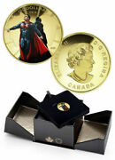 2016 Royal Canadian Mint Dawn Of Justice 100 14k Gold Coin