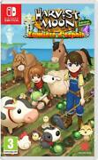 Harvest Moon - Lumiere Switch Neuf Sous Blister