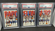 1991 Skybox Team Usa Set Of 3 Psa 10 Gem Mint Michael Jordan Dream Team