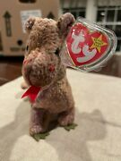 Ty Beanie Baby-scorch The Dragon - Great Condition