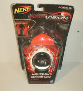 Nerf Firevision Hyper Bounce Ball New/sealed