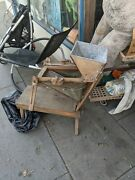 Antique Diamond Mining Mill Gold Rush Type Rustic Americana Western Tools Early