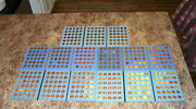 Wheat Penny Collection 1909 Vdb 2019 Lincoln Steel Cents P D S Bu Memorial Set
