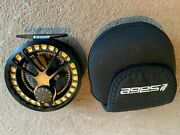Sage 4640 Fly Fishing Reel And Case - Black Superb Condition 4600 Series