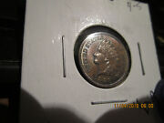 1888 Indian Head Cent Mint State +++++ Diamonds Showing