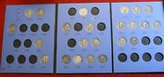 1916-1930 Standing Liberty Quarters In New Whitman Folder 23 Coins Sl13