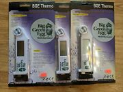 Big Green Egg Accessories Themometer