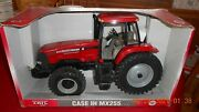 Case Ih Model Mx255 Special Edition Signed By Jim Irwin Tractor 1/16 Scale Nib