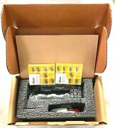 Kennametal Indexable Milling Kit M4-11kitd125z4w125sge Kcpm4 Usa Made