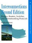 Interconnections Bridges Routers Switches And Internetworking Protoco - Good