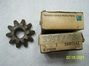 Nos 1946 - 68 X2 Chevrolet Car And Corvette Differential Pinion Gear Gm 3880142