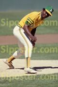 1973 John Blue Moon Odom Oakland A's Poster Sports Illustrated Si Like Photo