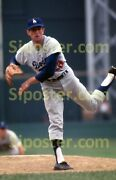 1972 Claude Osteen Los Angeles Dodgers Poster Si Sports Illustrated Like Photo