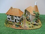 Lilliput Lane L3005 Land Of Hops And Glory Mint In Original Box With Deed.