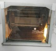 Ronco Compact Showtime Rotisserie And Bbq Oven Model Spectra S2 Plus White
