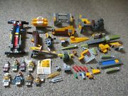 Lego Legends Of Chima Parts Piece Minifigures Boat Ruins Incomplete Sets Weapons