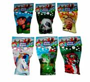 Wave Bubble Glove Toy Andndash Assorted Characters. A Pallet Of 2160 Pieces. 45 Cases.