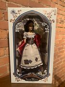 Disney Limited Edition Snow White In Rags Limited Edition 17andrdquo Doll